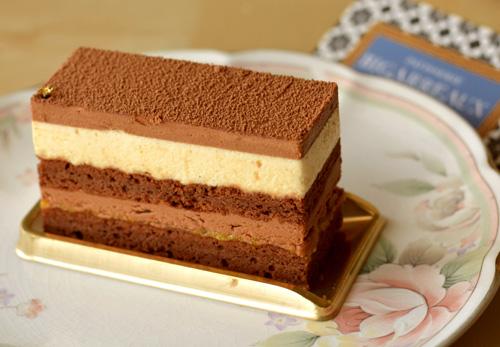 【ケーキ】ビガロー「ル・プレジール」