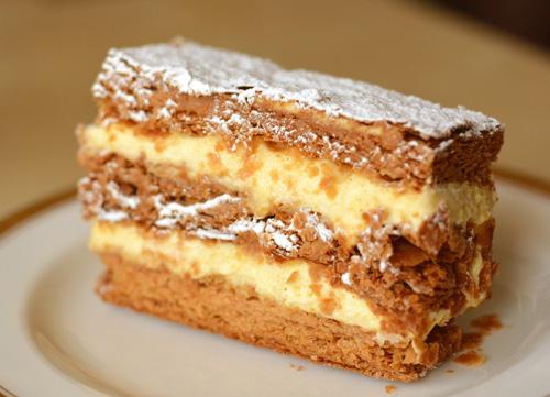 【ケーキ】ビガロー「ミルフィーユ」