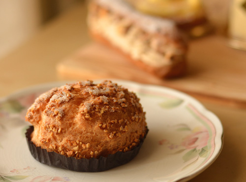 【ケーキ】ユウササゲ「シュークリーム」
