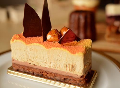 【ケーキ】レザネフォール「ノワゼットカフェ」01