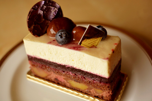 【ケーキ】レザネフォール「アグレアーブル」