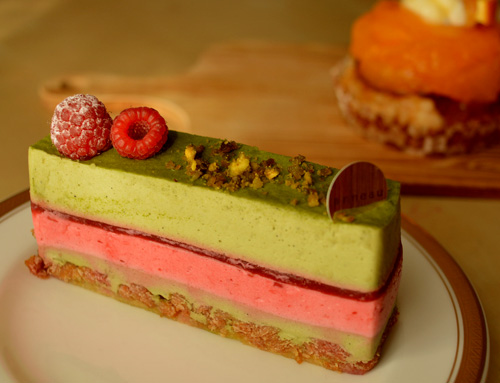 【ケーキ】アノー「プランタン」