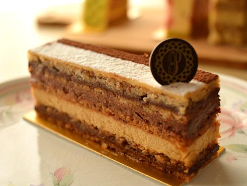 【ケーキ】パクタージュ「マルジョレーヌ」