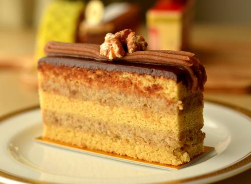 【ケーキ】パクタージュ「ル リュテティア」01