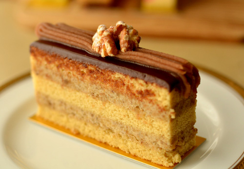 【ケーキ】パクタージュ「ル リュテティア」02