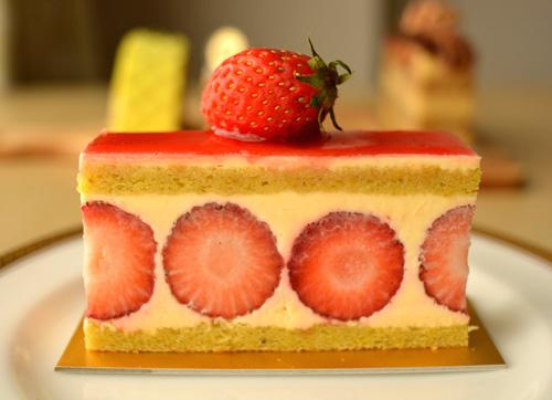 【ケーキ】パクタージュ「フレジエ」01