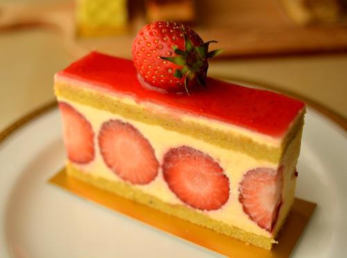【ケーキ】パクタージュ「フレジエ」02