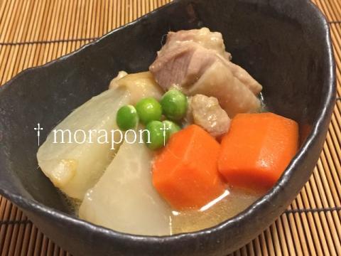 150502 蕪と鶏の治部煮-2