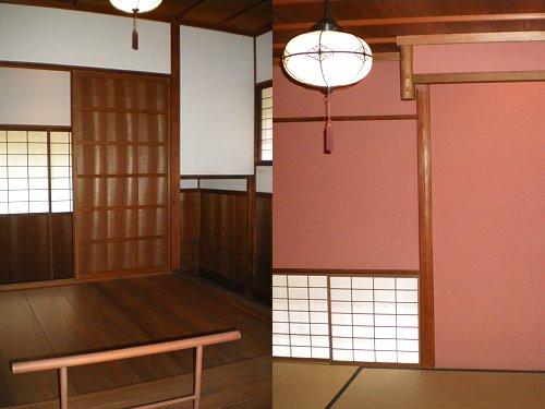 旧堀田邸・浴室