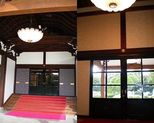 明治記念館・玄関5