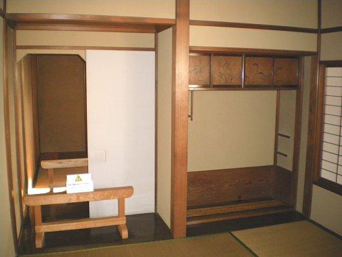旧朝倉家住宅・2F水屋