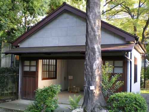 旧朝倉家住宅・車庫