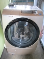日立ドラム洗濯機BD-S7500R 2013y 001