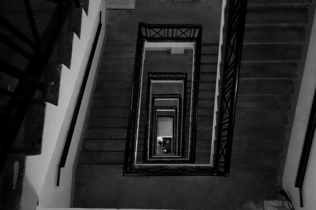 香港写真モノクロ白黒HONGKONGphoto4