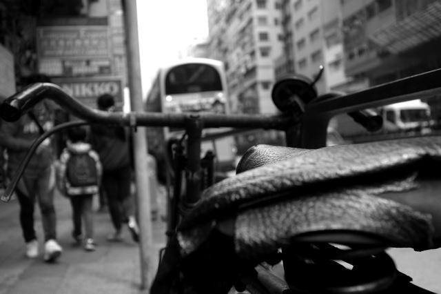 香港写真モノクロ白黒HONGKONGphoto14