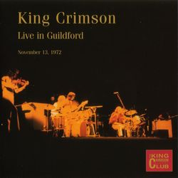 king crimson Live in Guildford
