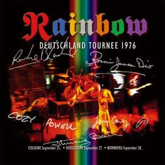 rainbow live in germany2