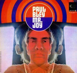 Paul Bley Mr Joy