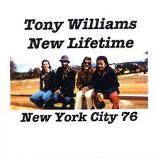 tony_williams new lifetime live