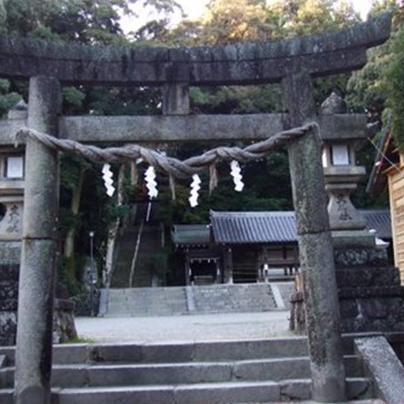 生馬神社②