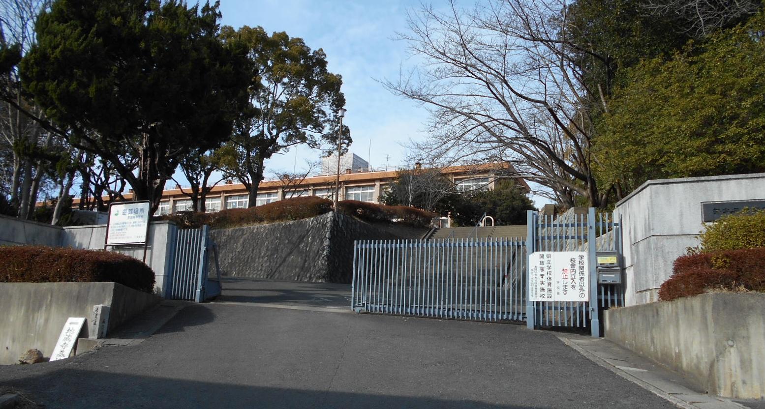 奈良校入口②
