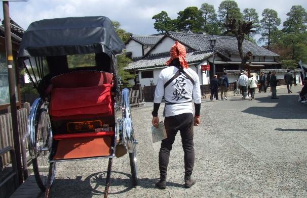 倉敷(人力車)