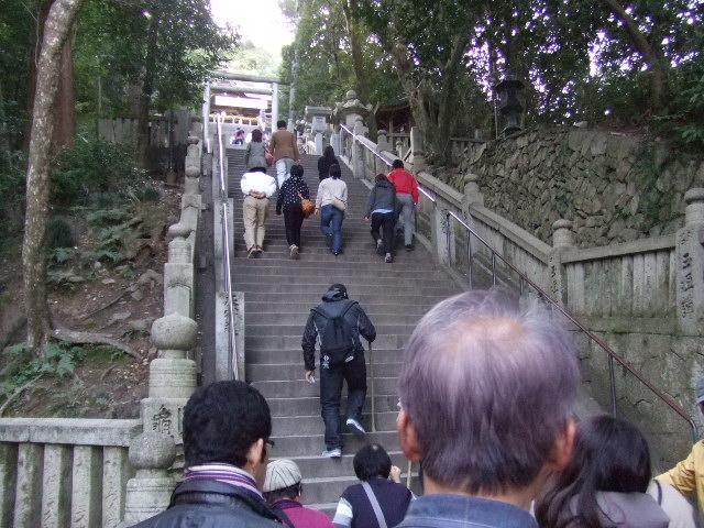のぼり階段②