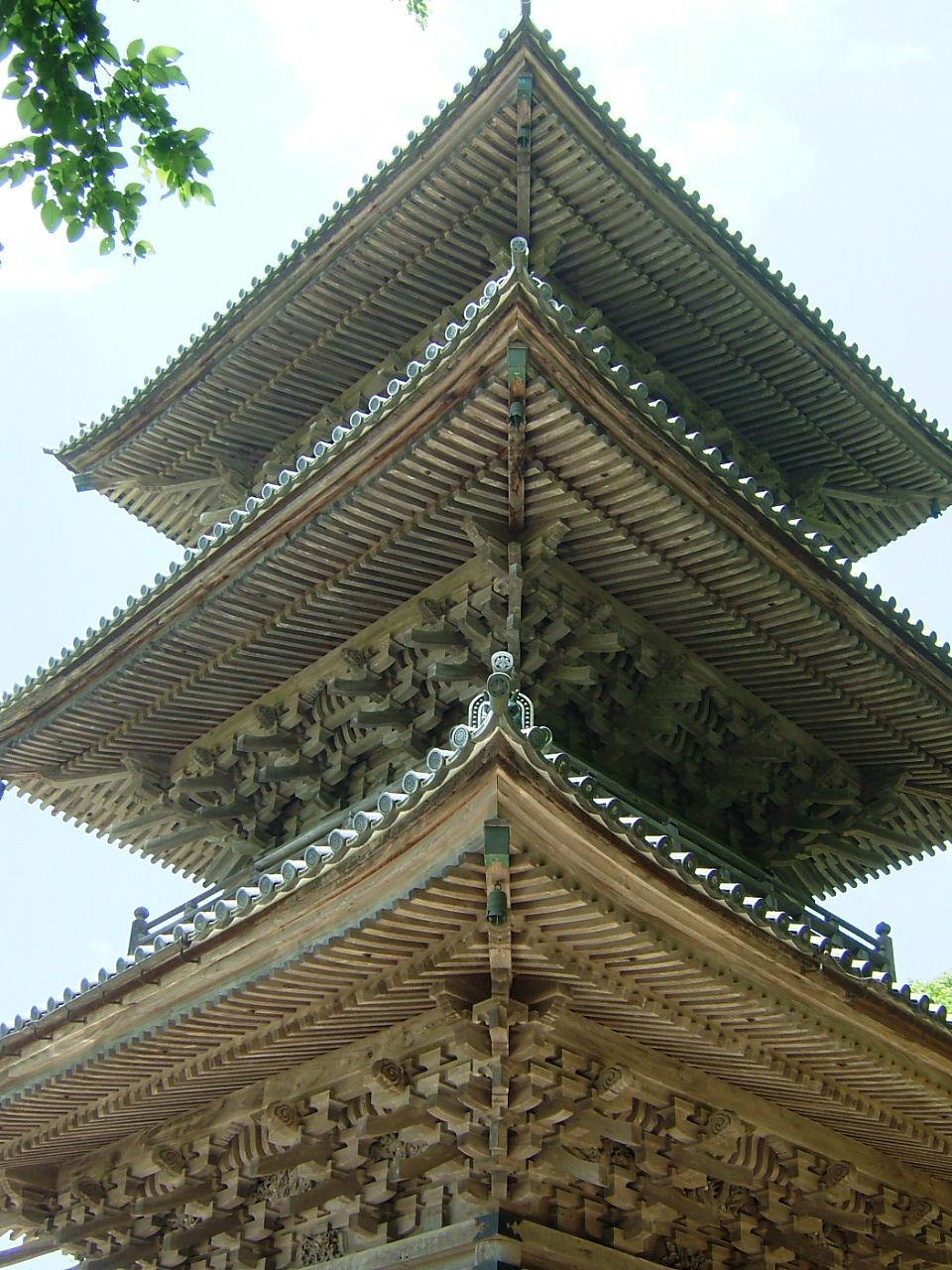 清水寺(3重の塔)①