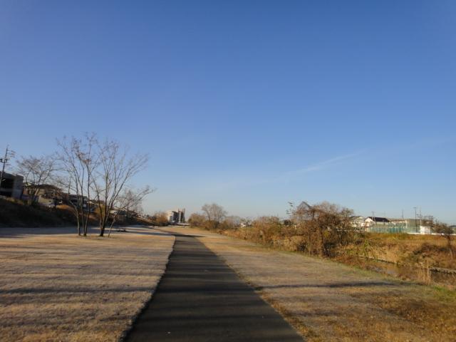 矢田川サイクリングロード