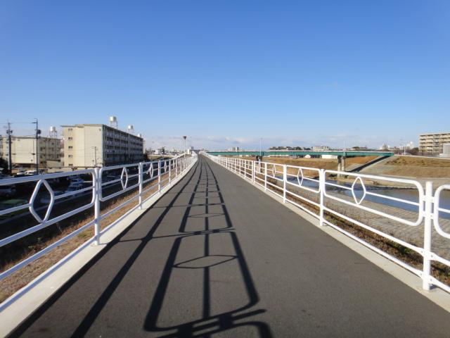 天白川サイクリングロード
