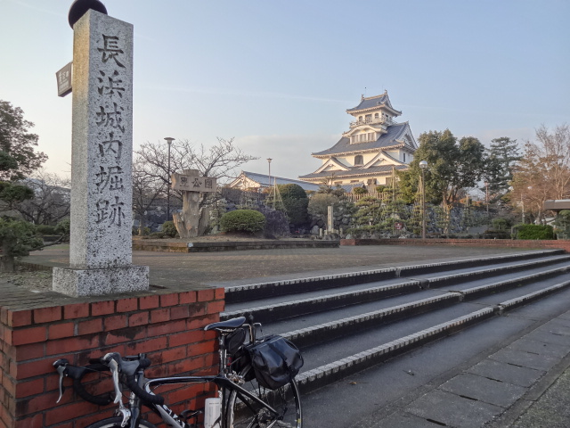 豊公園 長浜城