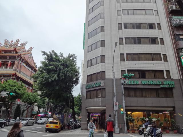 今日のお宿(台北)