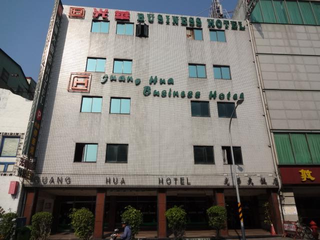 某駅近くのホテル