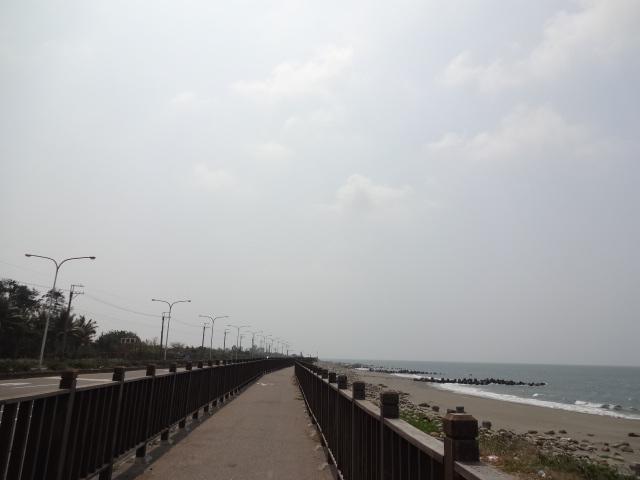 黄金海岸のサイクリングロード