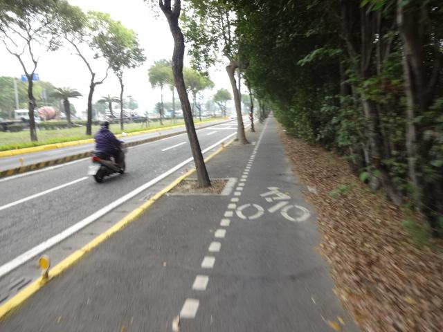 サイクリングロードは続く