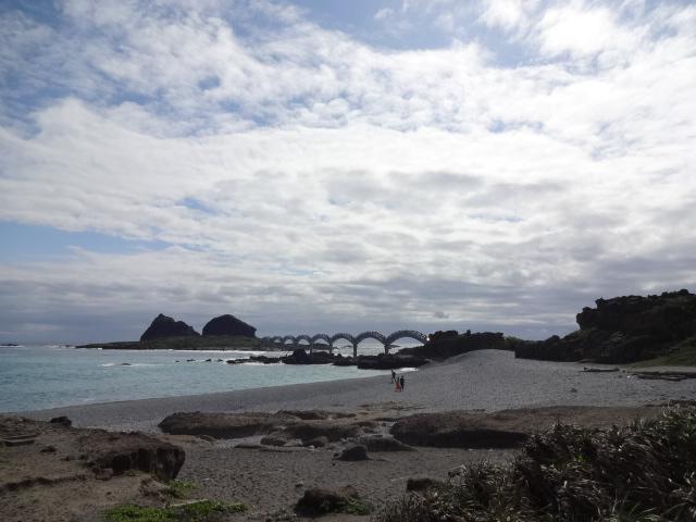 三仙台跨海步橋