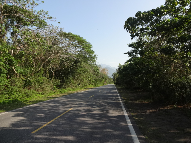 太魯閣への道