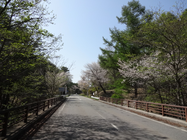 八ヶ岳鉢巻道路