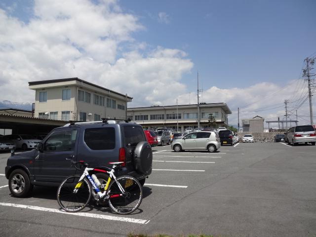 中川町役場