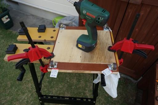 観葉植物 台 DIY