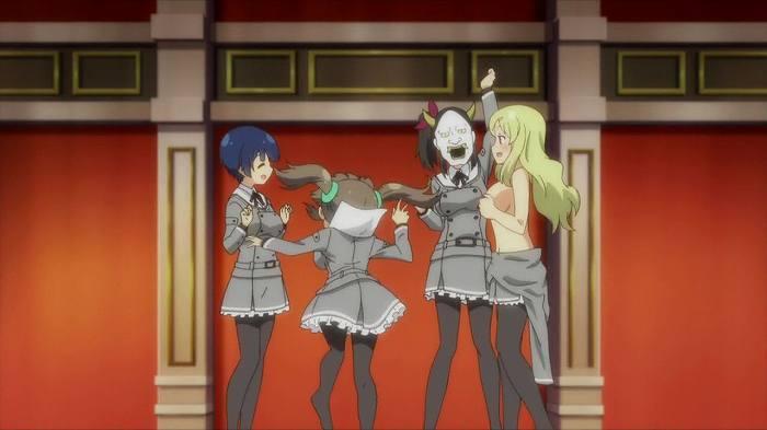 閃カグラ OVA13