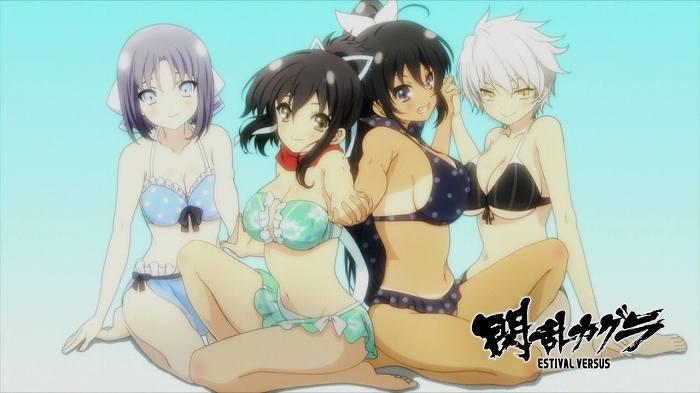 閃カグラ OVA27