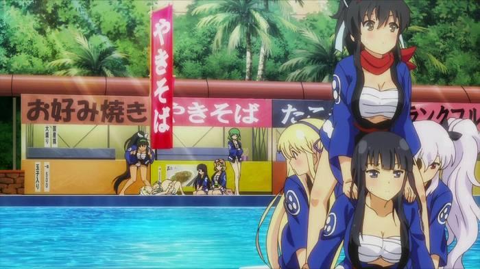 閃カグラ OVA39
