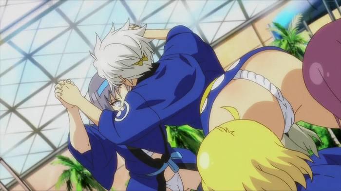 閃カグラ OVA45
