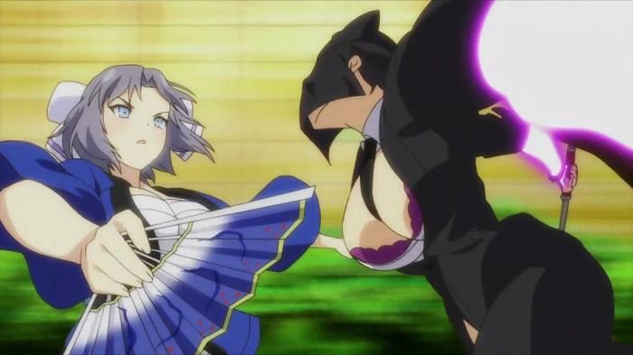 閃カグラ OVA54