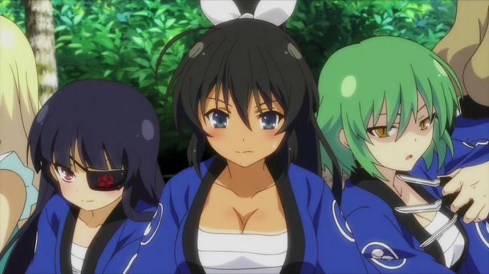 閃カグラ OVA57