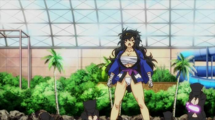 閃カグラ OVA50