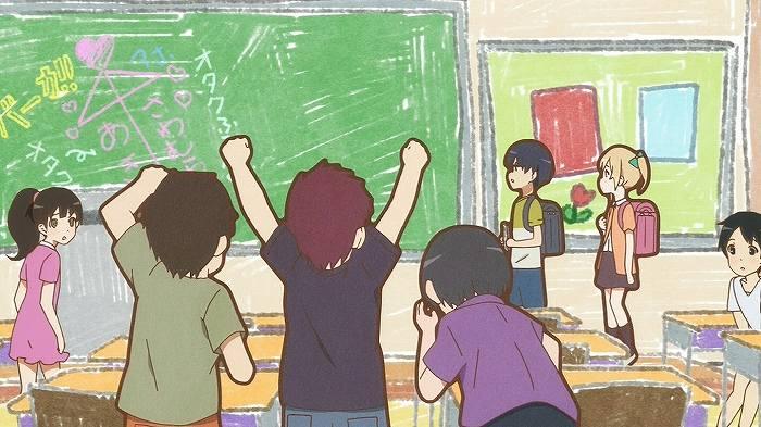 冴えカノ 10話34