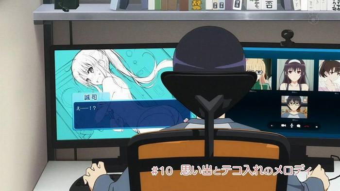 冴えカノ 10話2