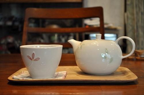 アフタヌーンティお茶セット